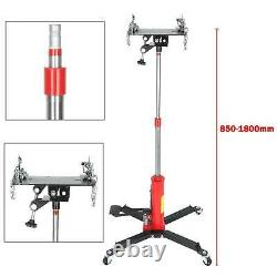 0.5T 2 stage Ton Hydraulic Transmission Gearbox Jack Garage Engine Lifting
