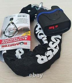 1.2 Chain Lock Heavy Duty Bike Motorcycle Motorbike Water proof lockpad Security