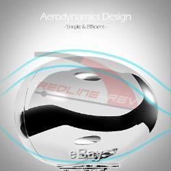 1000W AMP Waterproof Bluetooth Motorcycle Audio Stereo Speakers MP3 System Radio