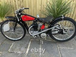 1930 Rudge 500 4 Valve Speedway Bike Racing Dirt Track Vintage Motorcycle Bike