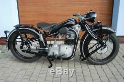 1936 BMW R-Series