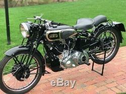 1938 Vincent HRD SERIES A