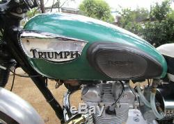 1966 Triumph Tiger
