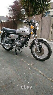 1976 Suzuki GT250/A