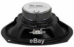 (2) Polk Audio DB692 6X9 450 Watt Car Audio Marine/ATV/Motorcycle/Boat Speakers