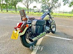 2018 UM renegade Commando 125 Motorcycle LOW MILAGE