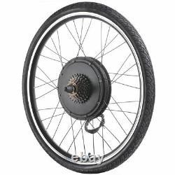 26 1000W Rear Wheel Electric Bicycle Conversion Kit E-Bike PAS LCD Motor 48V