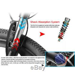 26'' Ebike Folding Electric Bike 48V 350W Motor Electric Bicycle Mountain E-Bike