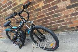 26 Inch E-bike Electric Bike Electric Mountain CityBike Folding Big Motor 250W