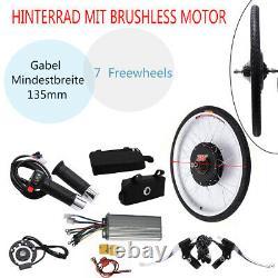 28 Electric Bicycle Rear Wheel Conversion Kit 250With1000W Motor E-Bike DIY Hub