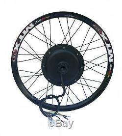 3.2 TFT Display + 3000W Electric MTB Bicycle E Bike Hub Motor Conversion kit