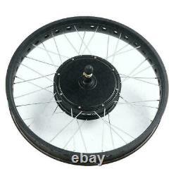 48V/72V Electric Bicycle Conversion Kit Hub Motor Wheel Display E-bike DIY Refit