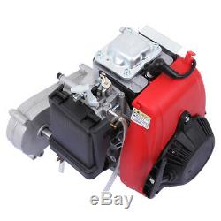 49cc 4-Stroke Petrol Gas Scooter Motor Cycle Bike Bicycle Engine Kit Air-Cooled