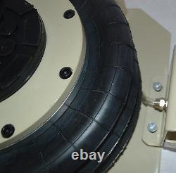 6600LBS 3 Triple Bag Air Jack Pneumatic Jack Adjustable Ton Vehicle Jack Stands