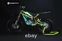 72V 3000 Watts Electric Off-Road Motocross Motorcycle Dirt Bike For Adults 60MPH