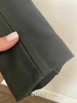 ACNE STUDIOS leather jacket size 34 euro