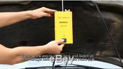 AUTOOL Automotive EVAP Smoke Machine Leak Detector Smoke Tester Pipe Diagnostic