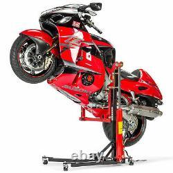 Abba Motorcycle Bike Sky Lift Pit Paddock Garage Workshop Service