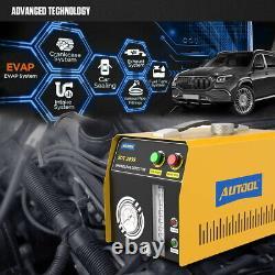 Automotive EVAP Smoke Machine Leak Detector Tester Pipe Leakage Diagnostic Tool
