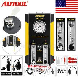 Autool SDT206 Car Smoke Machine Leak Detector Diagnostic Tester EVAP Air Mode