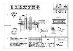 BAFANG E-Bike Motor 500W 48V Hinterrad 8/9/10 Steckkassette RWD G020 RM. G020
