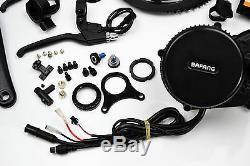 Bafang BBS-HD 1000W Mittelmotor Umbausatz E-Bike von GutRad