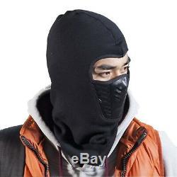Balaclava Ski Bike Ride Mask Outdoor Winter Motorcycle Cycling Thermal Wind pro