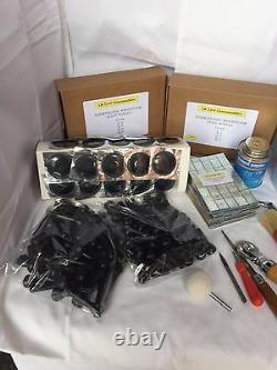 Basic 6mm Start Up Kit Cream With Free Brush&Valve Key Tyre Changer/Mac Balancer