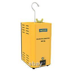 Car EVAP Smoke Machine Leak Detector Pipe Systems Smoke Tester Diagnostic Tool