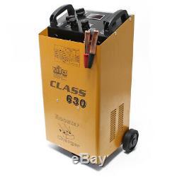 Car Van Battery Charger 12V 24V Portable Boost Motorcycle Motorhome Truck 630