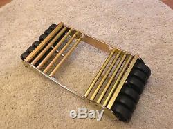 Car Wheel Dolly Trolley Skates Damage Wheel Heavy Duty (READ DESCRIPTION)