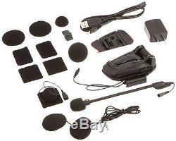 Cardo Scala rider SMARTPACK Bluetooth and DMC Mesh Technology Motorcycle Single