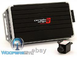 Cerwin Vega B52 Motorcycle Amp 2 Channel 1000w Max Component Speakers Amplifier