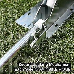 Classic Car Cover Mini Mg Storage Garage Barn Motorcycle Car Folding Shed Bike +