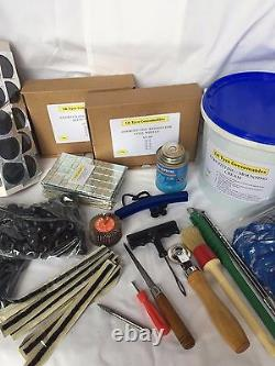 Complete Start Up Kit 6mm with Free 5KG Tub Tyre Cream Tyre Changer Kit/Balancer