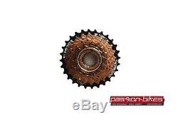 E-Bike / Pedelec Umbausatz Kit 500 Watt Heck Motor 28 Schwarz KT3 Display