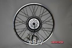 E-Bike / Pedelec Umbausatz kit 1500 W Heck Motor 27,5 Shimano KT3Display
