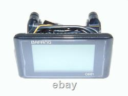 E-Bike Umbau BAFANG G320 BBSHD 100mm 48V 1000W Mittelmotor Umrüstsatz Display