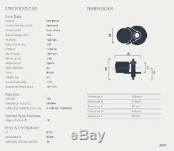 E-Bike Umbau Kit BAFANG G340 BBS02 48V 750W Mittelmotor Umrüstsatz Display