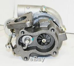 EMUSA Turbo Charger GT15 T15 Motorcycle ATV Bike Small Engine, 2-4 Cyln