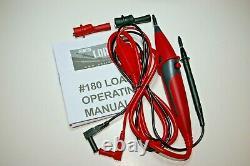 ES180 Load Pro Test Dynamic Leads