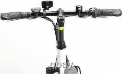 Ebike 36v Commute Electric Folding Bike 700c Wheel Brand New
