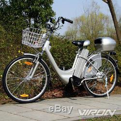 Elektrofahrrad 250W / 36V E-Bike 26 Zoll Pedelec Fahrrad mit Motor Citybike Neu