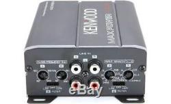 For Harley Motorcycle Marine Radio Stereo Power Amplifier 4ch 400watt