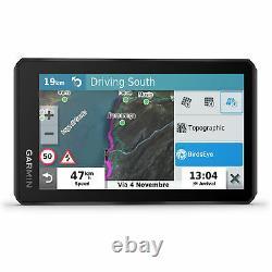 Garmin zumo XT 5.5 Bluetooth Hands-Free Motorcycle Navigator GPS