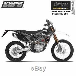 Genuine Kurz FS 125 Enduro Off Road Legal Bike Motorcycle CBT Learner CRF KTM