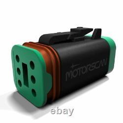 Harley-Davidson 6-pin CAN diagnostic scan tool codereader Scanner for smartphone