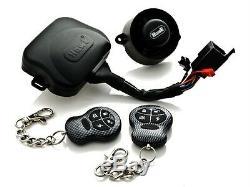 Hawk X-50 Motorcycle Motorbike Quality Alarms & Immobiliser (pro Series)