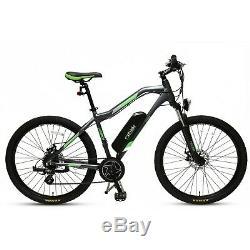 Hi Spec Middle Motor Mountain E Bike, (samsung Powered)