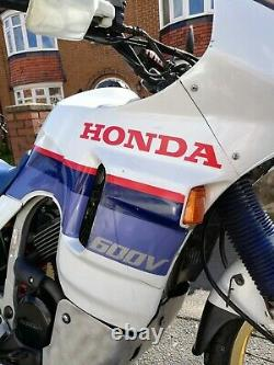 Honda transalp xl600v Ralley tourer